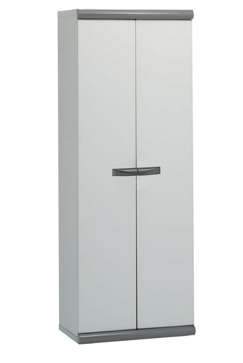Armadio In Plastica Porta Scope.Armadio Scik Basic H 170 Porta Scope Armadio Scik Basic H 170 Porta